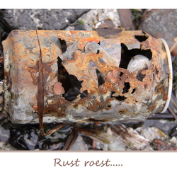 Rust roest.....