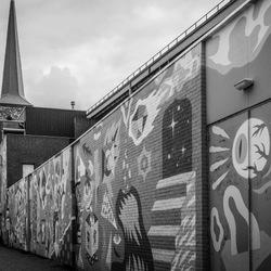 Blind walls Breda