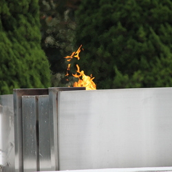 Hiroshima, de eeuwige vlam
