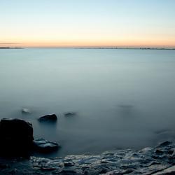 Stenen water