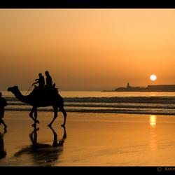 Zonsondergang Essaouira