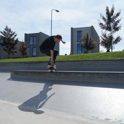 Inline skaten in Middelburg 2
