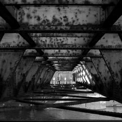 Bergse spoorbrug 3