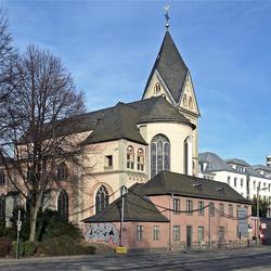 Duitsland Keulen Kerk van Sint-Maria in Lyskirchen