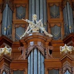 fragment Arp Schnitger orgel, Noordbroek