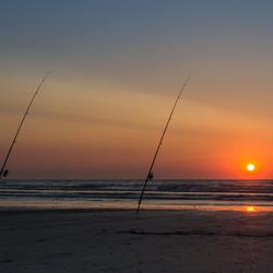 spoorloze vissers
