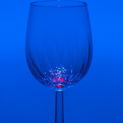 Gekleurd glaswerk