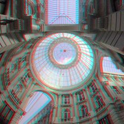 Koepel Passage Den Haag 3D GoPro