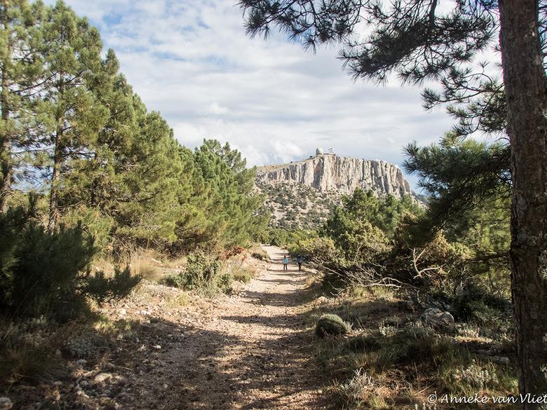 Sierra Espuña - Afgelopen maandag een mooie wandeling gemaakt in de Sierra Espuña.