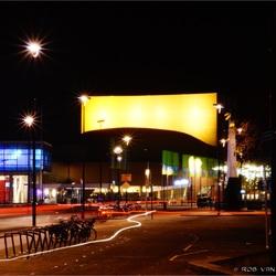 Tilburg bij nacht - 7