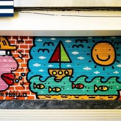 In Graffiti (VIII)