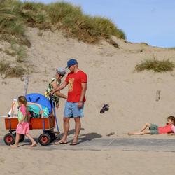 Dagje strand en we nemen mee.....