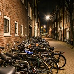 Uuhhmm waar had ik mijn fiets gelaten
