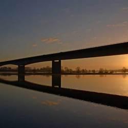 IJssel, early morning