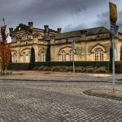 Station Valkenburg [hdr/tonemapping]