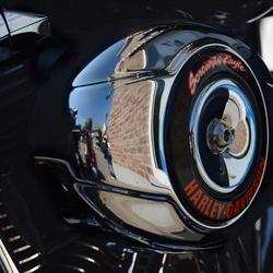 Detail Harley