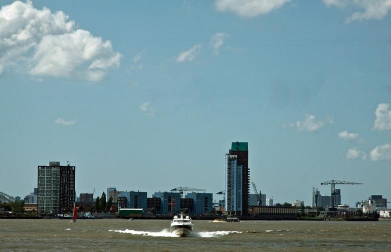 Uitzicht op Water Rotterdam - Uitzicht op Water Rotterdam