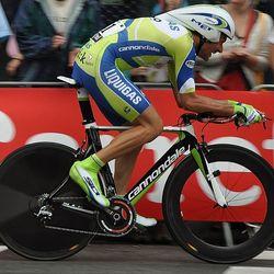 Ivan Basso, proloog Rotterdam