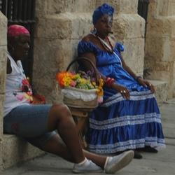 Havana - Cubaanse vrouwen