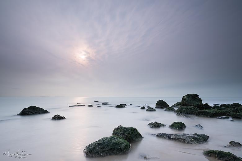 Zen aan de Noordzee