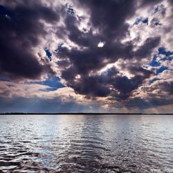 water - wolken