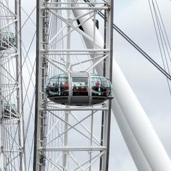 Uitsnede London Eye