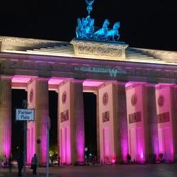 Berlijn - Festival of Lights - Brandenburger Tor 5