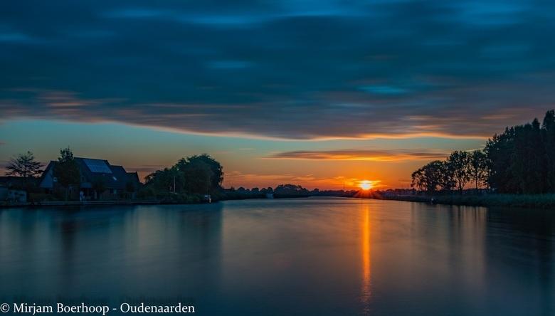 Zonsopkomst Broek op Langedijk