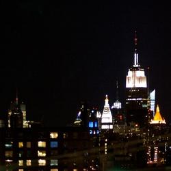 New York 13 by night