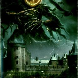Halloween knight......