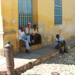 Auto rondreis Cuba 2005 Trinidad