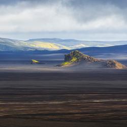 IJsland - Some sunlight
