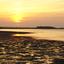 Zonsondergang boven Vlissingen