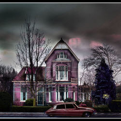 Painted Mansion HDR