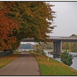 zelfs  een viaduct wordt mooi