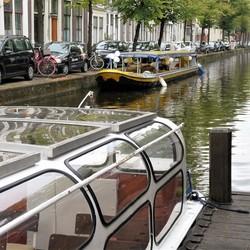 P1410941 Delft serie  Toetje nr4  Huwelijksboot 16sept 2016