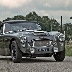 Austin-Healey 3000 MK II 1965 (6716)
