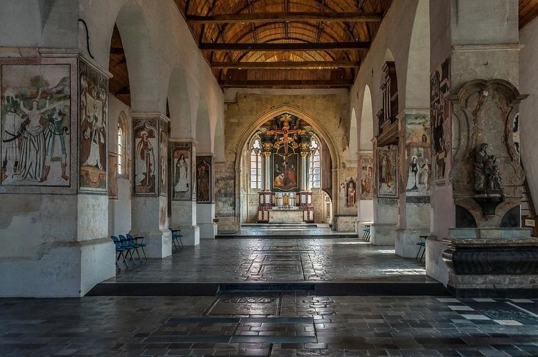 Kerkje in St Truiden