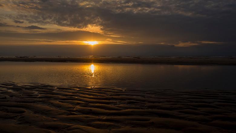 Het gouden strand -