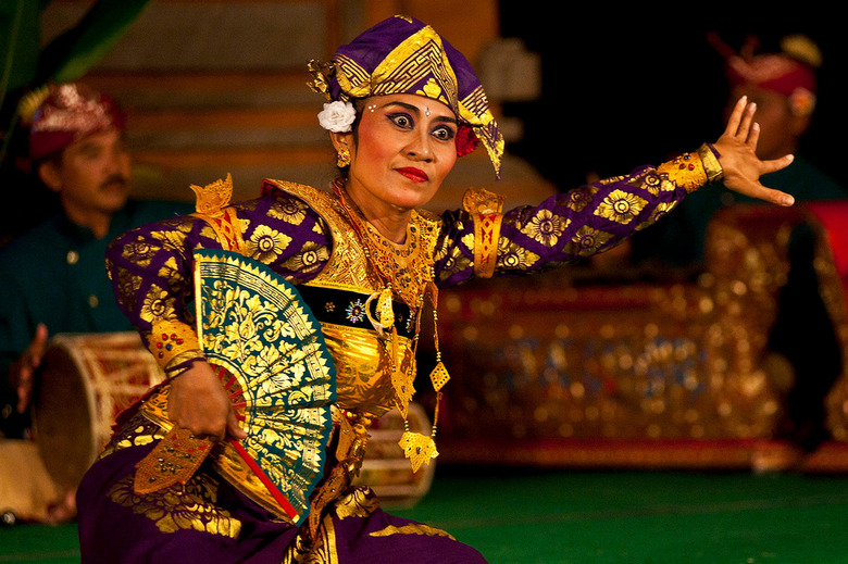 Balinese dans - Bali, Indonesie