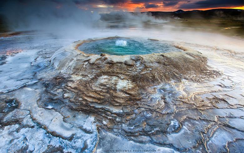 A little burp- IJsland