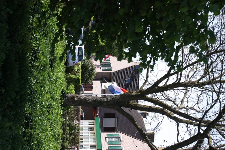 IMG_5605 - feest vlaggen voor de bevrijding