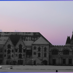 kasteel in de Efteling