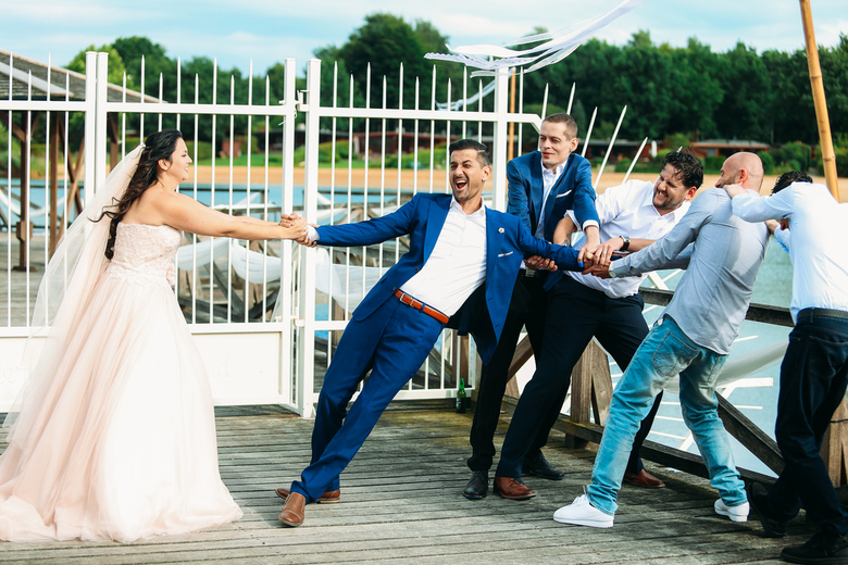 Wedding Ike en Milivoje