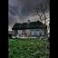 Gloomy farm
