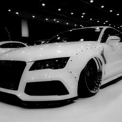 Audi Car tuning