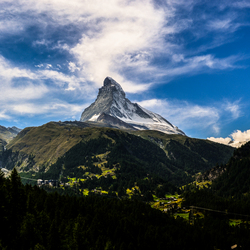 Matterhorn @ a Beautiful Day