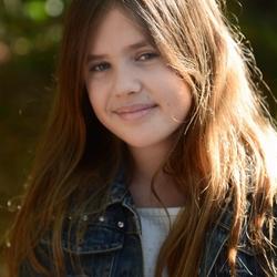 Portret Dahlia