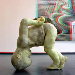 sculpture by Virgilius Moldovan 3D