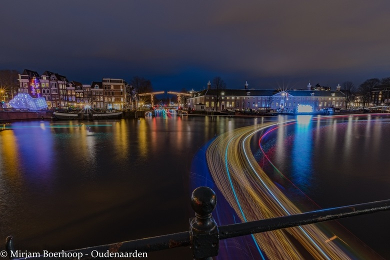 Amsterdam light festival (2) -
